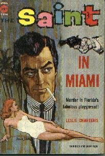 The Saint in Miami  by Charteris, Leslie