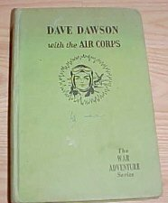 Dave Dawson with the Air Corps-Sidney Bowen-1942 HC