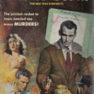 Visa to Death [Mass Market Paperback]  by Lacy, Ed
