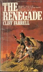 RENEGADE-Cliff Farrell-Signet PB