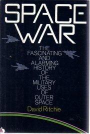 SPACE WAR-David Ritchie-HC/DJ