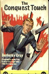 THE CONQUEST TOUCH Berkeley Gray 1961 Fontana PB-Uk