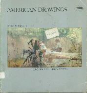 American Drawings  by Hayes, Bartlett H.