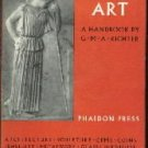 A Handbook of Greek Art  by Richter, Gisela M.A.