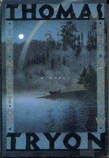 The Night of the Moon Bow [Audio Cassette]  by TRYON, THOMAS