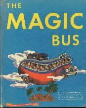 The Magic Bus-Maurice Dolbier-Wonder Books 1948