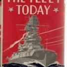THE FLEET TODAY-Kendall Banning-1940 HC/DJ-1st Edition