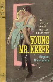Young Mr. Keefe  by Birmingham, Stephen