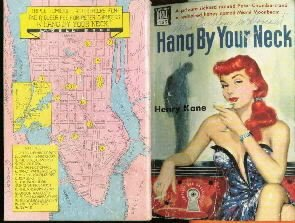 Hang by your neck  by Kane, Henry