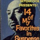 My Favorites in Suspense  by Hitchcock                    A