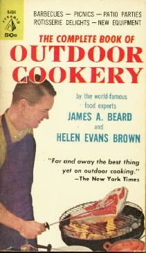 The Complete Book of Outdoor Cookery [Paperback]  by Brown, Helen Evans; Beard