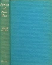 Portrait Of Peter West-Suzanne Butler-1958 HC-1st edition