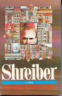 Shreiber : a novel  by Boyarsky, Abraham