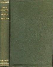 Early Ritualism in America-C.A. Walworth-1893 HC