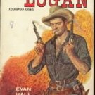 LOGAN-Evan Hall-1956 Lion Books Paperback