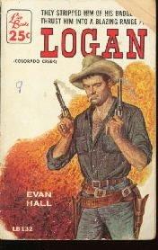 LOGAN-Evan Hall-1956 Lion Books Paperback