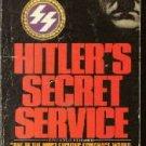 HITLER'S SECRET SERVICE-Walter Schellenberg-Pyramid PB