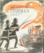 Read About the Fireman,  by Slobodkin, Louis,
