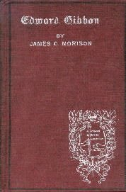 Gibbon (English Men of Letters) [Hardcover]  by Morison, James Cotter