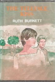The Telltale Kiss  by Burnett, Ruth