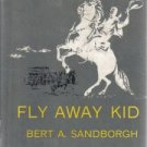 Fly Away Kid-Bert A. Sandborgh-HC/DJ 1963