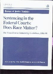 Sentencing in the Federal Courts: Does Race Matter?: The Transition to...