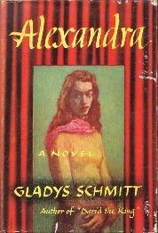 Alexandra-Gladys Schmitt-1947 HC/DJ