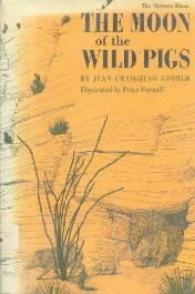 The Moon of the Wild Pigs (13th Moon Series)  by George, Jean Craighead...