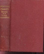 Pleasure Bound Florence Riddell HC