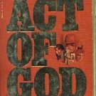 Act of God : a novel  by Templeton, Charles Bradley