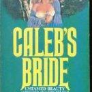 CALEB'S BRIDE Norah Hess 1978 PB