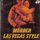 Murder, Las Vegas Style [Mass Market Paperback]  by Ballard, W. T.