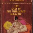 The Case of The Murdered Madame Henry Kane 1965 PB
