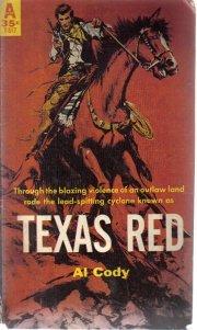 Texas Red Al Cody Avon PB Western