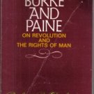 Burke and Paine on revolution and the rights of man  by Dishman, Robert B