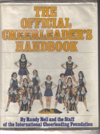 OFFL CHEERLDR HNBK (Fireside Books (Holiday House)) [Hardcover]  by Randolph...