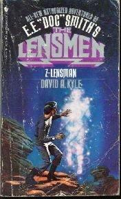 Z-Lensman  by Kyle, David A.