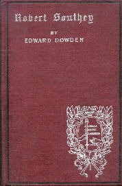 Southey (English Men of Letters) [Hardcover]  by Dowden, Edward