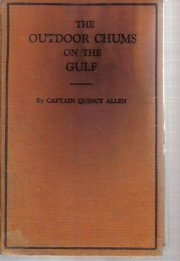 The Outdoor Chums on the Gulf or Rescuing the Lost Balloonists [Hardcover]  by