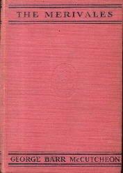 The Merivales-George Barr McCutcheon-1929 HC 1st