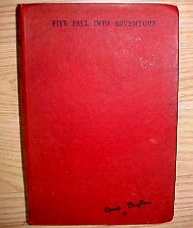 Five Fall into Adventure.  by Blyton, Enid.