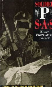 NIGHT FIGHTERS IN FRANCE Shawn Clarke S.A.S.-SOLDIER P