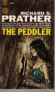 The Peddler-Richard S. Prather-1963 Pb