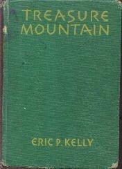 Treasure Mountain-Eric Kelly-1937 HC
