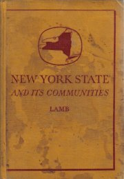 New York State and its communities  by Lamb, Wallace E