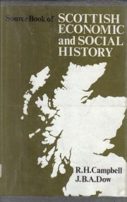 Source Book of Scottish Economic Social History Campbell