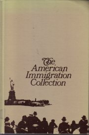 Historical Aspects of the   Immigration Problem Edith Abbott