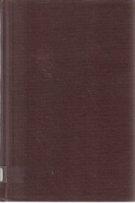 Fact and Lore About Old English Words Herbert Dean Meritt 1967 Hardcover