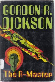 The R-Master Gordon R. Dickson Hardcover