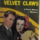 The Case of the Velvet Claws Erle Stanley Gardner 1947 Pocket PB